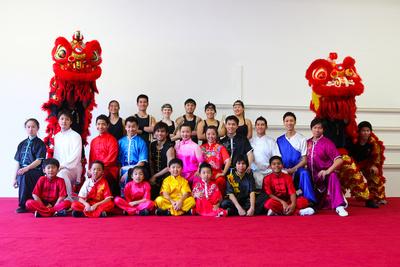 2013.01.19 – San Diego Wushu Center Grand Opening
