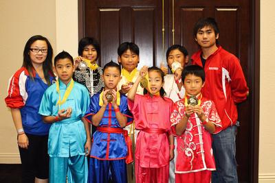 2013.08.03 - 6th Annual Las Vegas Kung Fu Championship